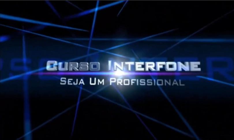 CURSO INTERFONE